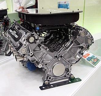 Mugen Motorsports - Mugen MF408S engine