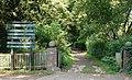 Muhles Park - 0936,T - Eingang Oberneulander Landstrasse 65.jpg