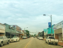 Downtown Mullins