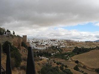 Banu Ifran -  Ronda was built by Abu Nour in 1014