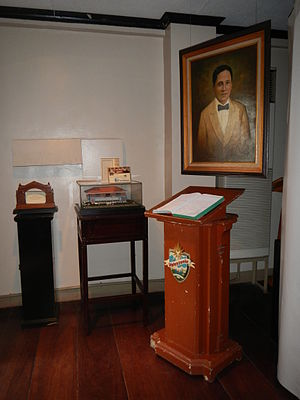 Pío Valenzuela - Image: Museo Valenzuelajf 4336 01