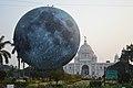 Museum Of The Moon Installation - Victoria Memorial Hall - Kolkata 2018-02-17 1314.JPG