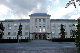 Museum of Evolution of Uppsala University Natural history museum in Uppsala, Sweden