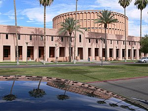Music Auditorium ASU Tempe AZ 220398