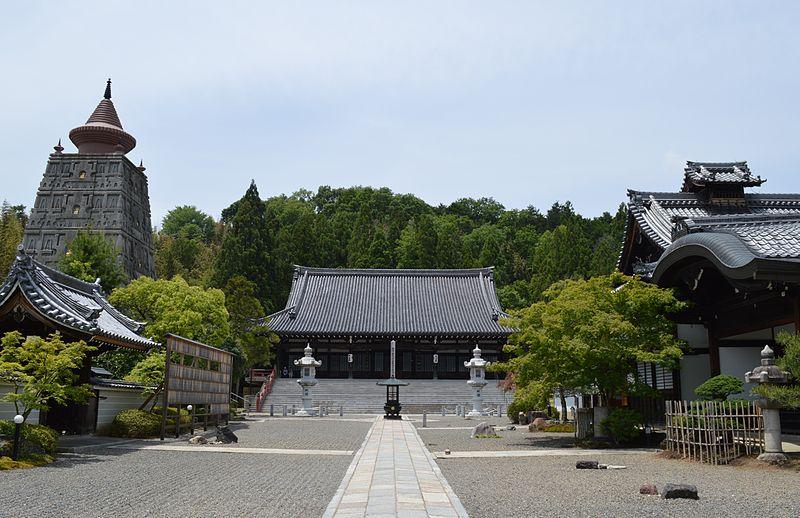 File:Myomanji Temple140524NI4.JPG