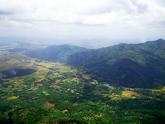 An Giang Province - Cam Mountains