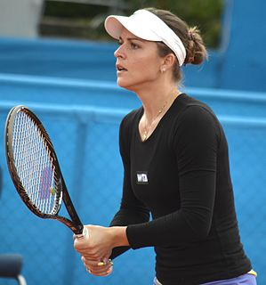 Teodora Mirčić Serbian tennis player