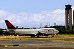 N665US Boeing 747-451 Delta Airlines (15778916476).jpg