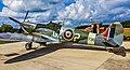 N730MJ 1943 Supermarine 361 Spitfire HF Mk. IXe MJ730 C N CBAF.7243 (31314638638).jpg