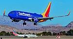 N8664J Southwest Airlines 2015 Boeing 737-8H4 serial 36649 5350 (39890124923).jpg