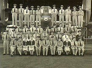 No. 3 Aircraft Depot RAAF - Image: NEA0690No.3Aircraft Depot 1945