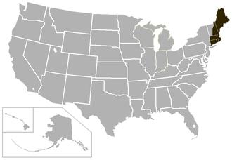 Commonwealth Coast Football - Image: NEFC USA states
