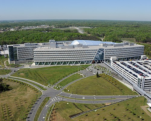 NGA New HQ