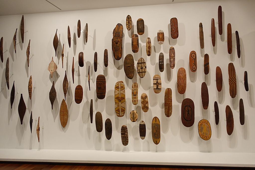 Australian Aboriginal Shields
