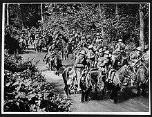 British cavalry during the First World War - Wikipedia