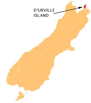 D'Urville Island (New Zealand) - Image: NZ D'Urville I
