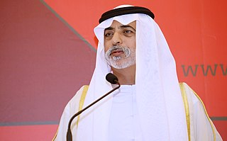Emirati politician and businessman