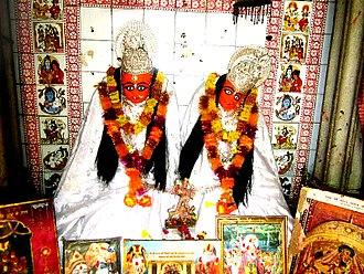 Jalsen Talab - Nakkash Ki Devi - Gomti dham