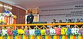 Narendra Modi addressing the gathering at Chanderkote, Ramban, in Jammu and Kashmir. The Governor of Jammu and Kashmir, Shri N.N. Vohra, the Union Minister for Road Transport & Highways and Shipping.jpg