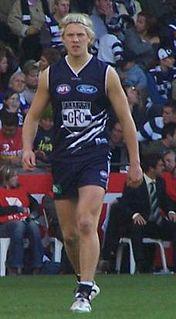 Nathan Ablett Australian rules footballer, born 1985
