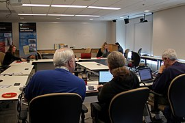 National Rivers and Trails Wikipedia Editing Workshop 1029 3.jpg