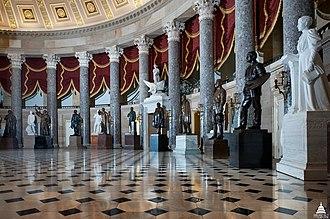 National Statuary Hall - National Statuary Hall