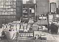 """Natsume Soseki's home office in """"Soseki Sanbo"""".jpg"""