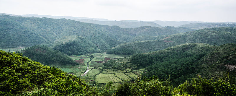File:Nature and Agriculture in Mawphlang Kukon Meghalaya India.jpg