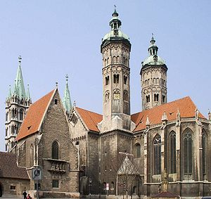 Naumburg Cathedral - Naumburg Cathedral of St. Peter and St. Paul