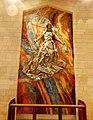 Nazaret, Bazilika Zvěstování Americký oltář.jpg
