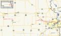 Nebraska Highway 64 map.png