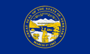 State flag of Nebraska