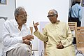 Nemai Ghosh Converse With Bikas Chandra Sanyal - Kolkata 2019-04-17 5276.JPG