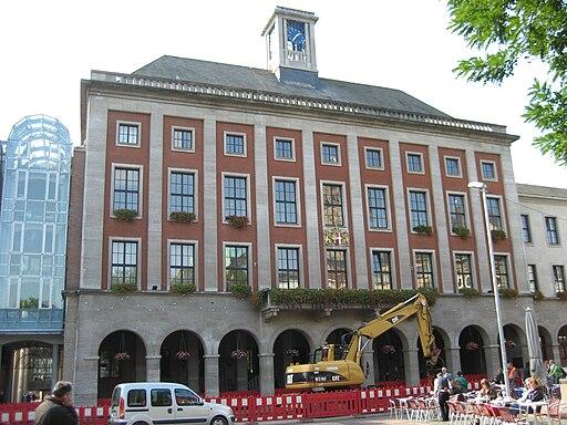 Neuss, Rathaus 2008