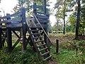 Neuweiler Viehweide (historisches Waldweidgebiet, auf 6 Hektar werden jüngere Bäume zurückgedrängt, die 350 Jahre alten Eichen sind wieder freigestellt) bei dem Museums Radweg, Würm.Rad.Weg - Heckengäu Natur Nah - panoramio (1).jpg