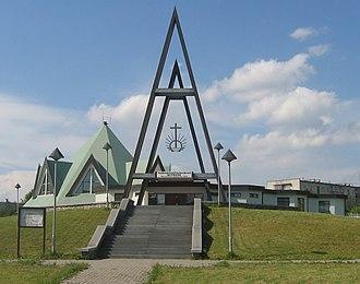 New Apostolic Church - ...in Krasnoturyinsk, Russia