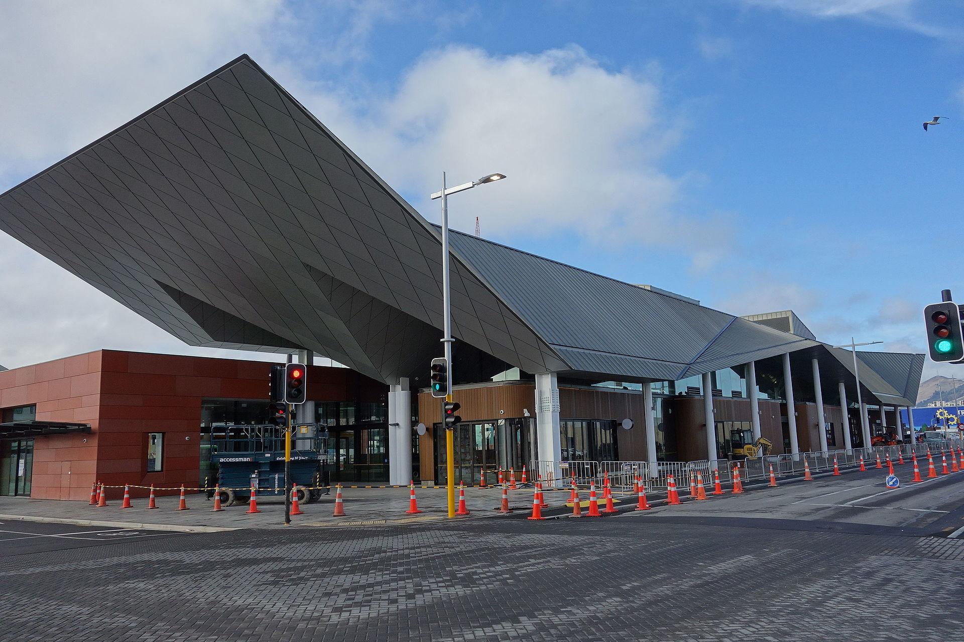 Christchurch Wikipedia: Public Transport In Christchurch