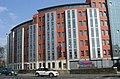New Student Accommodation - near Eldon Terrace - geograph.org.uk - 385407.jpg