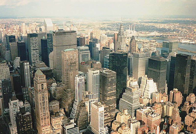 File:New York from Empire State Building.jpg