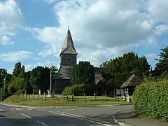 Newdigate Church - geograph.org.uk - 34639.jpg