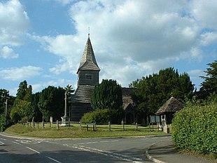 St Peter's Parish Church, Newdigate