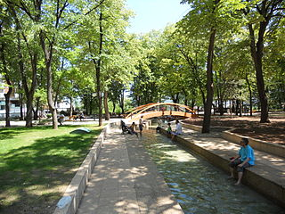 Niška Banja Town and city municipality in Southern and Eastern Serbia, Serbia
