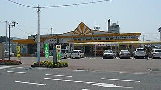 Kushima Station Railway station in Kushima, Miyazaki Prefecture, Japan