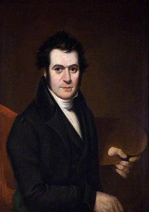 Nicholas Joseph Crowley - Self portrait (c. 1854)