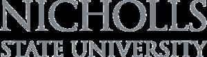 Nicholls State University - Image: Nicholls State University logo