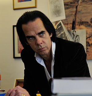 Nick Cave - Nick Cave in October 2012