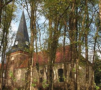 Hennigsdorf - Church in Nieder Neuendorf