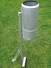 Niederschlagsmesser Wikipedia