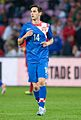 Nikola Kalinic - Croatia vs. Portugal, 10th June 2013 (crop).jpg