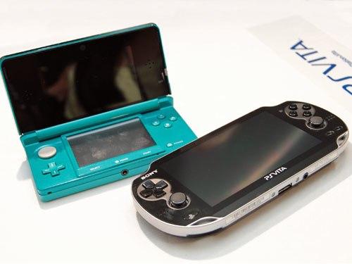 Nintendo 3DS and PS Vita